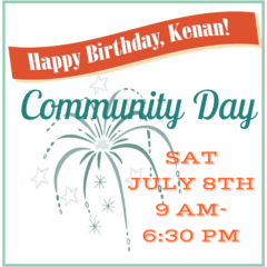 Kenan Community Day & 5K Run